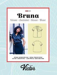 La Maison Victor patroon Bruna blouse