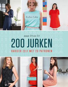 200 jurken Evelien Cabie